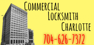 Commercial-Locksmith-Charlotte