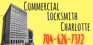 Commercial-Locksmith-Charlotte