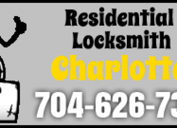 Best Locksmith in Charlottle NC