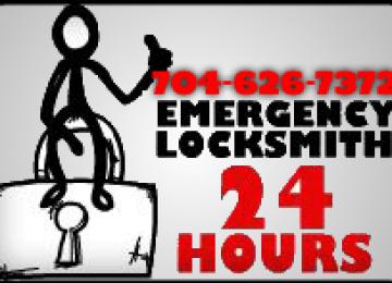 24 Hour Locksmith Charlotte NC